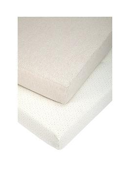 mamas-papas-millie-amp-boris-2-cot-bed-fitted-sheets