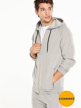 v-by-very-premium-zip-through-nepp-hoodie