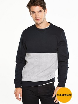 v-by-very-premium-colour-block-sweat