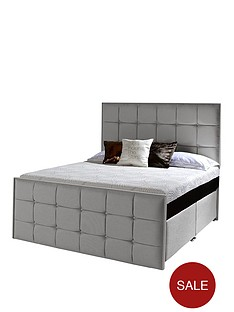 dormeo-loire-4-drawer-divan-with-levanto-mattress-and-optional-storage