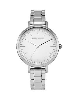 karen-millen-off-white-dial-stainless-steel-polished-strap-ladies-watch