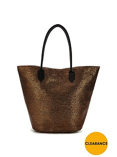 v-by-very-metallic-beach-bag