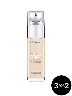 loreal-paris-true-match-foundation