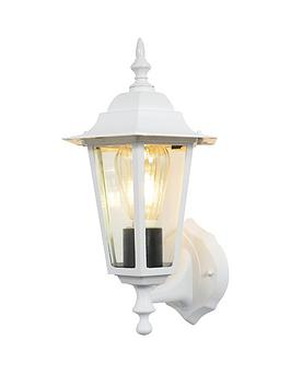 zinc-hermes-diecast-6-sided-lantern-outoor-light