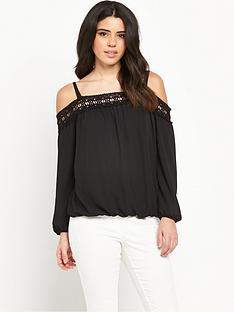 lipsy-lipsy-lace-cold-shoulder-bardot-blouse