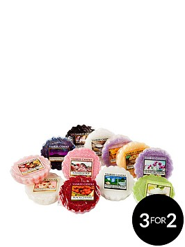 yankee-candle-classic-collection-ndash-set-of-12-wax-melts