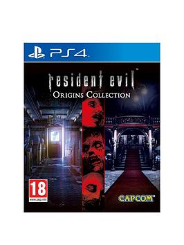 playstation-4-resident-evil-origins-collection