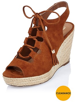 river-island-ghillie-lace-up-wedgenbsp