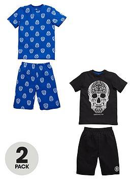 v-by-very-boys-skull-pyjamas-2-pack