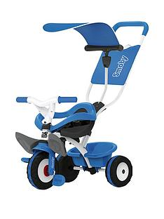 smoby-baby-balade-tricycle-blue
