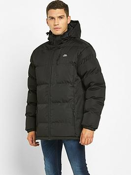 trespass-clip-mens-waterproof-padded-jacket-black