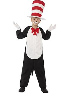 Cat in the Hat u2013 Childu0027s Costume  sc 1 st  Littlewoods Ireland & Kidsu0027 Halloween Costumes | Fancy Dress | Littlewoods Ireland