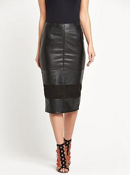 river-island-pu-blocked-pencil-skirt