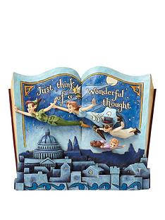 disney-traditions-off-to-neverland-peter-pan-storybook