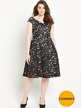 v-by-very-curve-3d-lace-bardot-dress