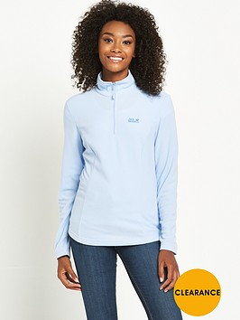 jack-wolfskin-gecko-half-zip-fleece-light-blue