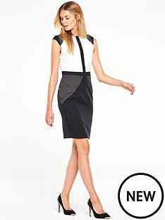 v-by-very-contrast-colour-block-pencil-dressnbsp