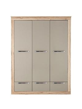 hamilton-3-door-3-drawer-wardrobe