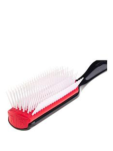 denman-medium-7-row-styling-brushnbspamp-free-rake-comb