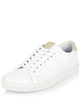 river-island-mens-lace-up-trainers