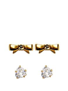 juicy-couture-bow-stud-set-earrings