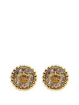 juicy-couture-jet-set-coin-earring-set