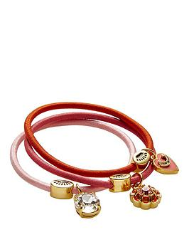 juicy-couture-juicy-couture-charm-drop-set-of-three-pink-hair-elastics