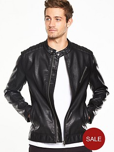 v-by-very-punbspleather-biker-jacket