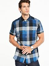 Short Sleeve Buffalo Shirt