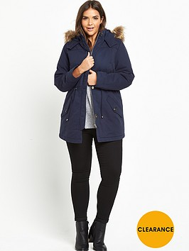 v-by-very-curve-quilt-detail-faux-fur-hooded-parka
