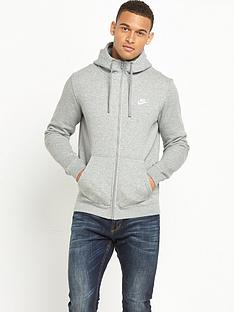 00ec134de566 Nike Nike Sportswear Club Fleece Full Zip Hoody
