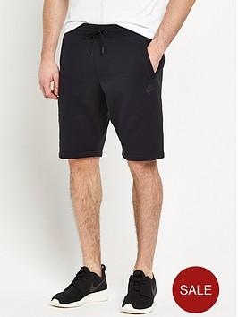 nike-air-fleece-shorts
