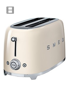 smeg-tsf02-4-slice-toaster-cream
