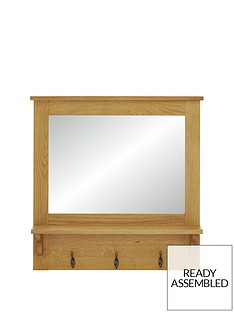 luxe-collection-luxe-collection-london-oak-ready-assembled-hallway-mirror-with-shelf-and-hooks