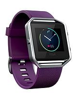 Blaze Smart Fitness Watch - Large (Plum)