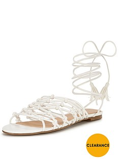 v-by-very-bliss-knotted-tie-up-the-leg-flat-sandalnbsp