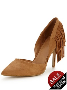 v-by-very-willow-fringed-heel-point-court-tan