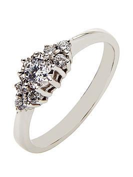 love-diamond-9-carat-white-gold-20-point-diamond-illusion-trilogy-ring