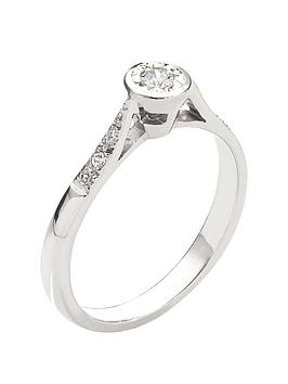 love-diamond-9-carat-white-gold-10-point-diamond-illusion-rubover-solitaire-ring-with-stone-set-shoulders
