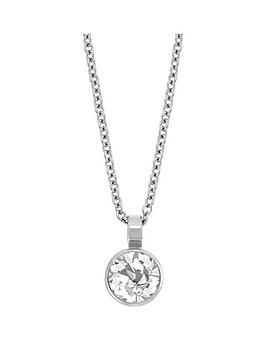 lola-and-grace-rhodium-plated-solitaire-pendant-made-with-swarovski-crystal