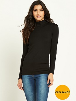 v-by-very-jersey-turtle-neck-top