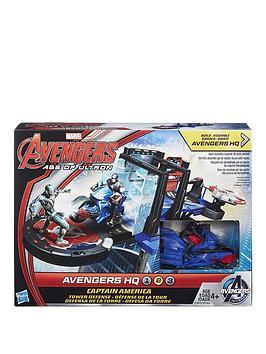 the-avengers-avengers-hq-age-of-ultron-captain-america