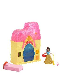 disney-princess-magic-clip-snow-white-house