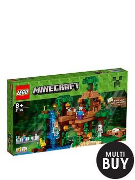 lego-minecraft-the-jungle-tree-house-21125-amp-free-lego-city-brickmaster
