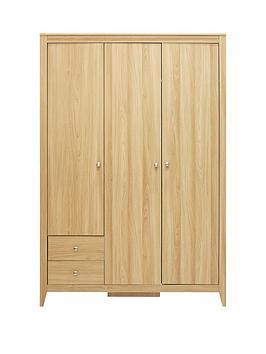 brighton-3-door-2-drawer-wardrobe
