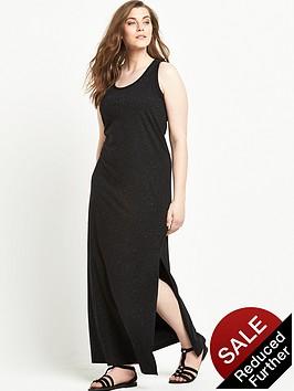 junarose-curve-sleeveless-maxi-dress-black