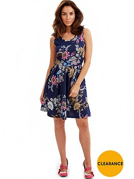 joe-browns-sunset-skater-dress