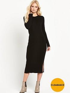 river-island-knitted-bodycon-midi-dress