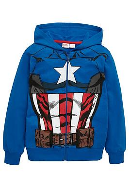 marvel-captain-america-zip-thru-hoody