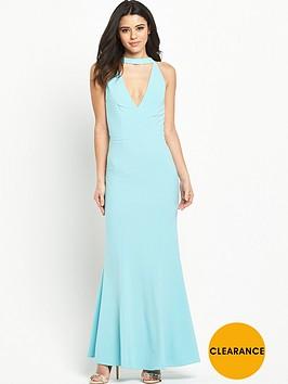 jarlo-harper-v-neck-maxi-dress